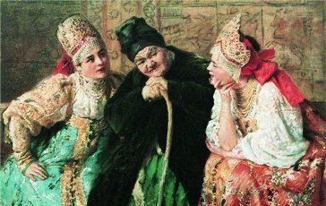 Татарская семья - дело тонкое