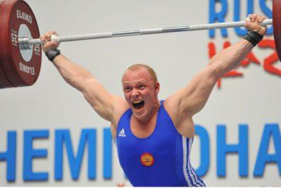 Тяжелая атлетика Казани под силу