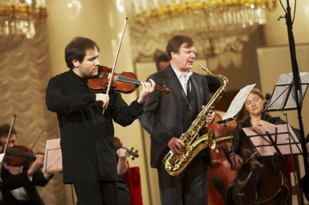 Благотворительный концерт в Набережных Челнах