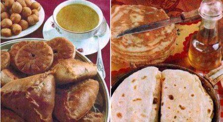 Национальная кухня Татарстана