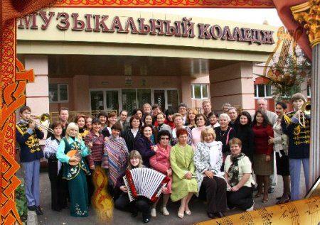 Альметьевский музыкальный колледж выпустил новых талантливых артистов