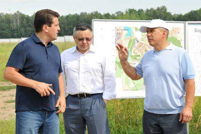 Стройки Казани в центре внимания Президента Татарстана