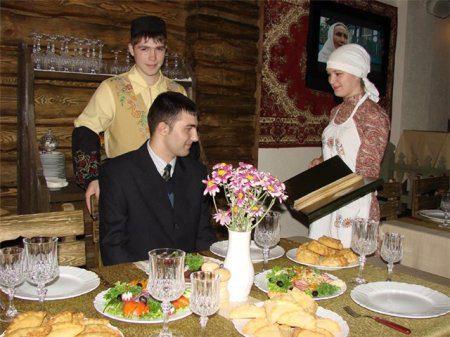 Немного из истории татарской кухни