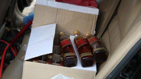 Оперативники МВД по РТ остановили распространение паленого алкоголя в республике