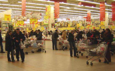 Торжественное открытие гипермаркета «Ашан Казань»