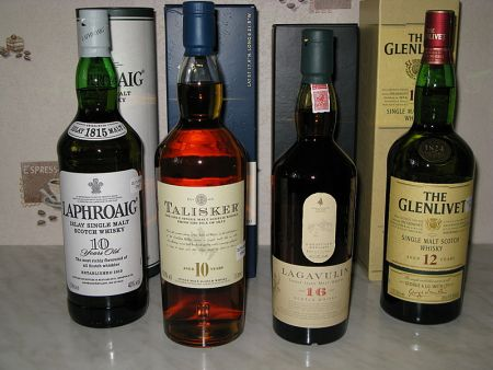 В Татарстане изъяли партию поддельного виски