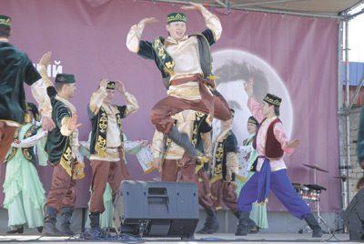 Центр татарской культуры (окончание)
