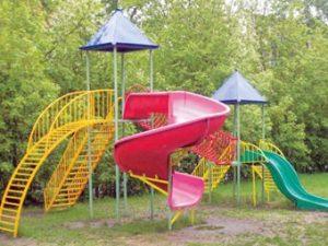 Новошешминский район готовится к открытию детских спортплощадок