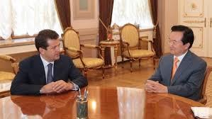 Мэр города Казань и южнокорейского Кванджу подписали между собой договор о сотрудничестве и дружбе