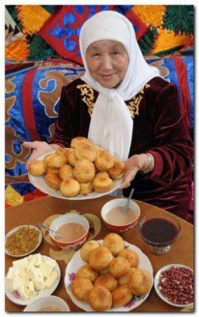 Становление и развитие татарской кухни