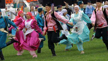Национальные татарские празднества