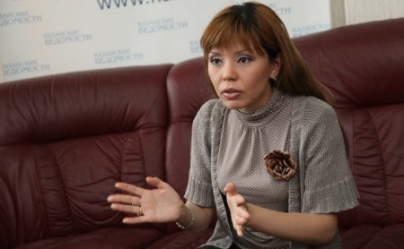 Прогноз на 2012 год от Алсу Газимзяновой