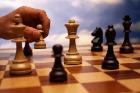 Турнир по шахматам в городе Бавлы