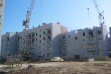 В этом году в Татарстане введено 1 миллион 303 тысячи квадратных метров жилья