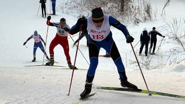 В Казани определяли лучших молодых лыжников