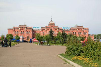 В Казани на ж/д вокзале внедрят систему опознавательных знаков для незрячих
