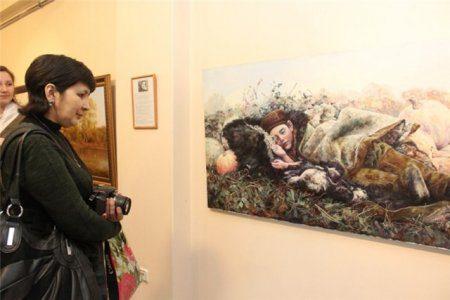 Казанские художники представили в Тюмени свои работы