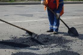 Плановый ремонт дорог в РТ