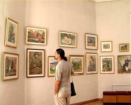 В Казани пройдет выставка работ известного педагога и художницы Поповой Валентины