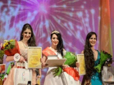 В студенческом конкурсе красоты в Казани победила участница из Грузии
