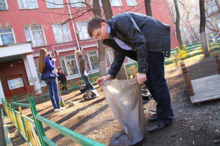 Субботник в Казани будет проходить примерно на 70 площадках