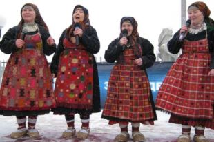 Творчество Бурановских бабушек в Татарстане