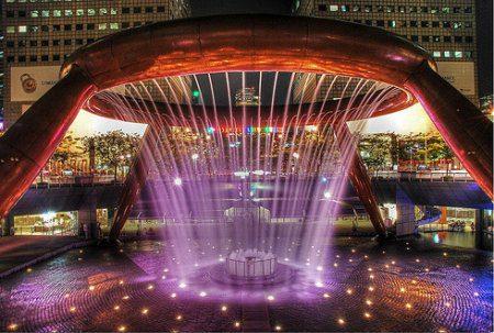 Самый большой в Казани фонтан скоро будет достроен