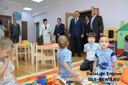 Альметьевский детский сад