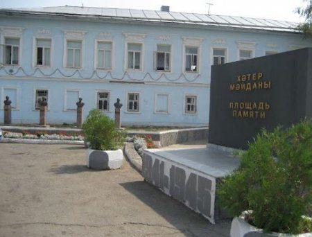 Площадь Памяти Елабуги будет реконструирована осенью