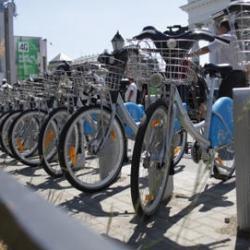В Казани открылась уникальная автоматизированная система проката велосипедов