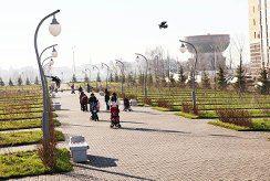 Обновление улиц в Татарстане