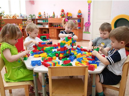 Детские сады по Федеральной программе