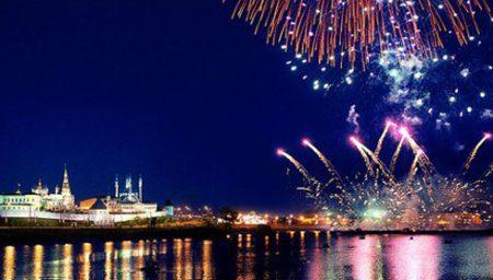 В Зеленодольск с поздравлениями пожаловала известная столичная поп-группа Кар-мэн