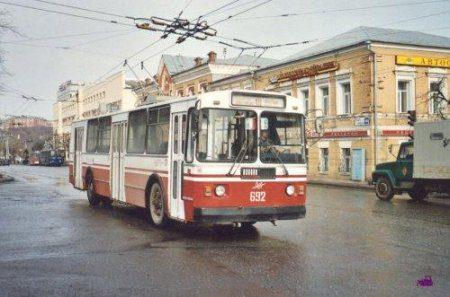 Происшествие в казанском троллейбусе