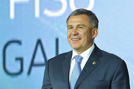 Встреча Президента Республики Татарстан с руководителями инвестиционной группы «Велес Капитал»