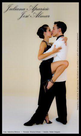 Танцевальный уик-энд в Казани. Вечер аргентинского танго с José Almar&Juliana; Aparicio