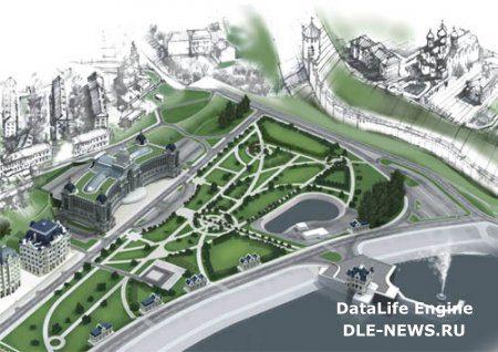 Строительство в Казани: новые скверы и парки