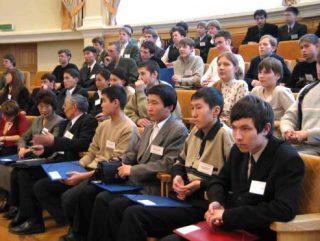 Первый этап Международной олимпиады по татарскому языку и татарской литературе