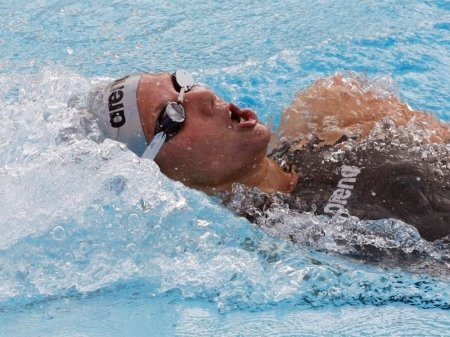 Чемпионат по водному спорту в Казани
