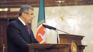 Послание Рустама Минниханова к депутатам