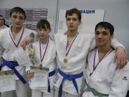 Татарстанцы стали лидерами в турнире по дзюдо