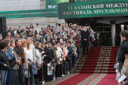 Открылся в Казани юбилейный фестиваль мусульманского кино