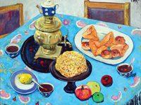 Своеобразно и многогранно изобразительное искусство Татарстана