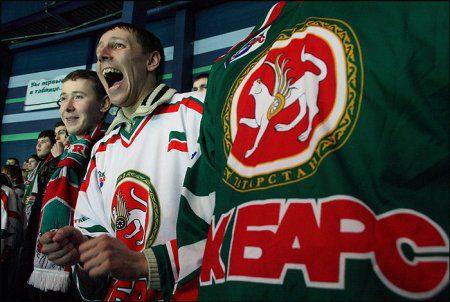 «Ак Барс» - хоккейное достояние Татарстана
