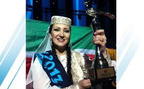 На «Тюрквидении-2013» вошла в Топ-5 Алина Шарипзянова из Республики Татарстан