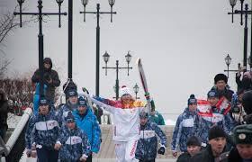 В связи с тем, что намечено прохождение эстафеты Олимпийского огня у жителей Казани попросили понимания