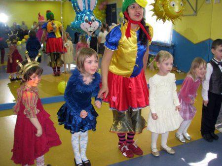 Организация детских новогодних праздников в Казани